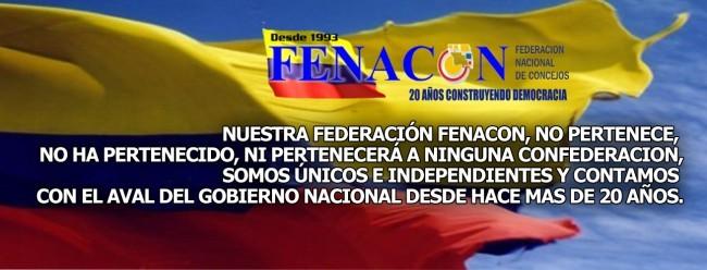 SOMOS INDEPENDIENTES Y CONTAMOS CON EL AVAL DEL GOBIERNO NACIONAL HACE MAS DE 20 AÑOS.