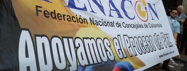 FENACON - Apoya La Paz