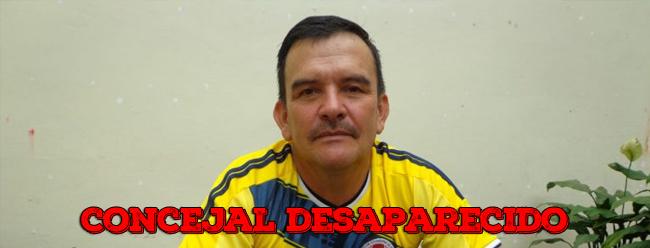ConcejalDesaparecido